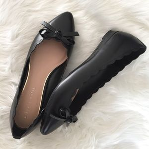 Kelly & Katie pointed ballet flats